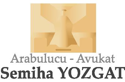 Avukat Arabulucu Semiha Yozgat